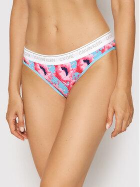 Calvin Klein Underwear Calvin Klein Underwear Klassischer Damenslip 000QF5735E Blau