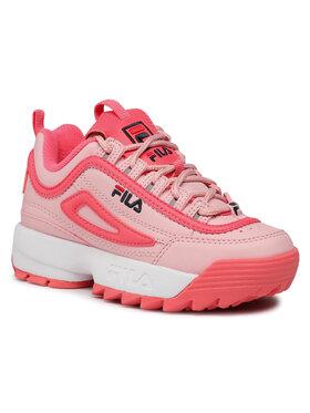 Fila Fila Sneakersy Diruptor Kids 1010567.73W Ružová