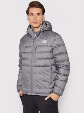 The North Face The North Face Kurtka puchowa Aconcagua NF0A4R26DYY1 Szary Regular Fit