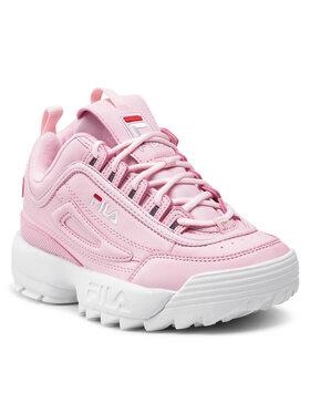 Fila Fila Sneakersy Disruptor Low Wmn 1010302.74X Ružová