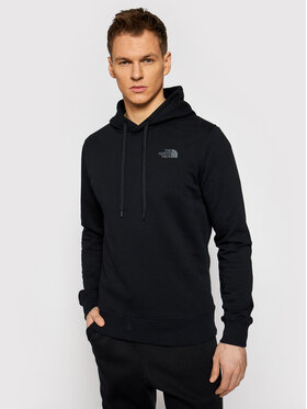 The North Face The North Face Bluza Seasonal Drew Peak NF0A2S57JK31 Czarny Regular Fit