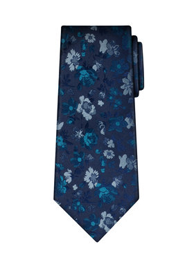 Vistula Vistula Krawat Parker XY1029 Granatowy