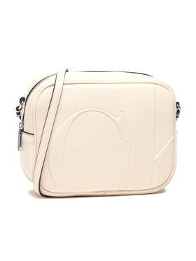 Calvin Klein Jeans Calvin Klein Jeans Handtasche Large Camera Bag K60K608225 Beige