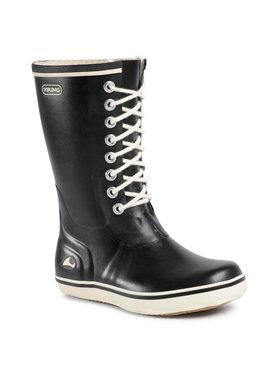 Viking Viking Guminiai batai Retro Light 1-34120-2 Juoda