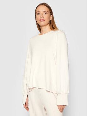 Vero Moda Vero Moda Bluza Silky 10257425 Beżowy Regular Fit