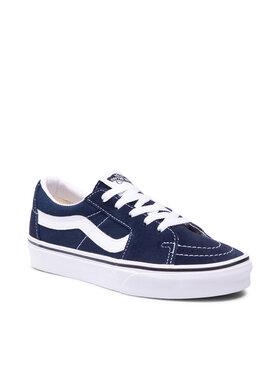 Vans Vans Sneakers aus Stoff Sk8-Low VN0A4UUK4M01 Dunkelblau