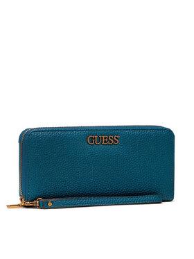 Guess Guess Великий жіночий гаманець SWVB74 55460 Голубий