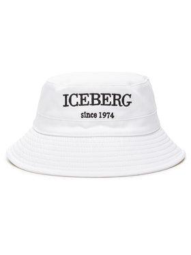 Iceberg Iceberg Klobúk 20II2P1710209201101 Biela