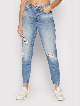 Calvin Klein Jeans Calvin Klein Jeans Джинси J20J217073 Голубий Mom Fit