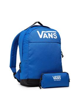 Vans Vans Plecak Skool Back VN0A5FOK5XT1 Niebieski