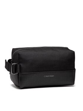 Calvin Klein Calvin Klein Geantă pentru cosmetice Washbag K50K507000 Negru