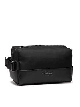 Calvin Klein Calvin Klein Kozmetická taštička Washbag K50K507000 Čierna