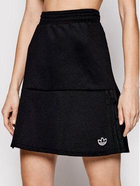 adidas adidas Mini sukně GN3144 Černá Standard Fit