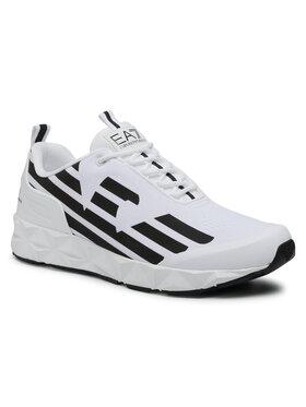 EA7 Emporio Armani EA7 Emporio Armani Sneakers X8X033 XCC52 D611 Bianco