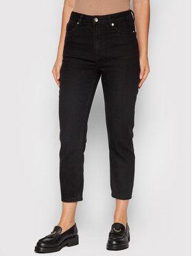 Vero Moda Vero Moda Jeansy Brenda 10253552 Černá Regular Fit