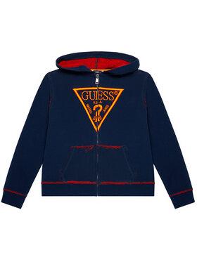 Guess Guess Džemperis L1GQ00 KAMZ0 Tamsiai mėlyna Regular Fit
