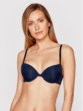 Emporio Armani Underwear Emporio Armani Underwear Pakelianti (push-up) liemenėlė 164394 1P284 00135 Tamsiai mėlyna