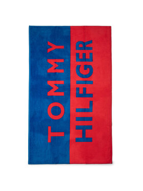 TOMMY HILFIGER TOMMY HILFIGER Ręcznik Towel UB0UB00313 Niebieski