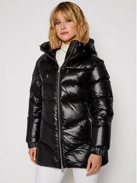 Woolrich Woolrich Pernate jakne Bricht CFWWOU0283FRUT1702 Crna Comfort Fit