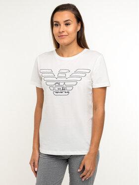 Emporio Armani Underwear Emporio Armani Underwear T-Shirt 164141 9A255 00010 Weiß Regular Fit