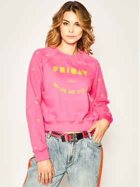 PLNY LALA PLNY LALA Sweatshirt Friday Made Me PL-BL-RI-00004 Rosa Riviera