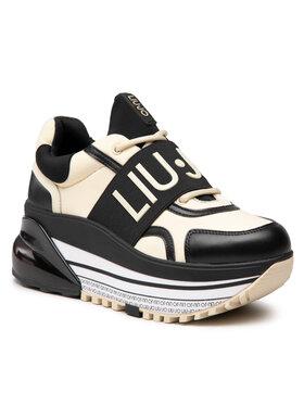 Liu Jo Liu Jo Sneakersy Air Maxi 7 BF1129 TX218 Beżowy