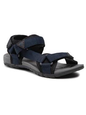 4F 4F Sandále H4L21-SAM005 Tmavomodrá