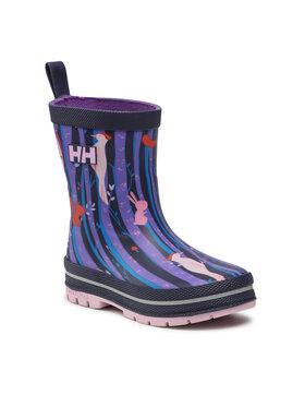 Helly Hansen Helly Hansen Guminiai batai Jk Splash Print 116-73.657 Violetinė