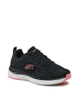 Skechers Skechers Παπούτσια Ultra Groove 149019/BKPK Μαύρο