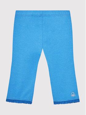 United Colors Of Benetton United Colors Of Benetton Κολάν 3MT1I0820 Μπλε Slim Fit