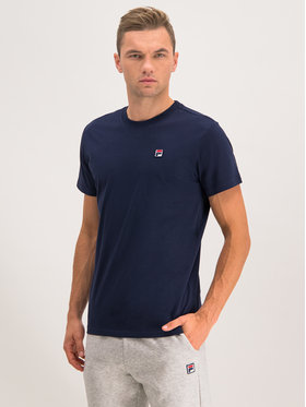 Fila Fila T-Shirt Seamus 682393 Tmavomodrá Regular Fit