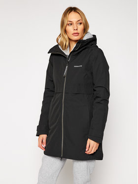Didriksons Didriksons Parka Helle 503169 Fekete Classic Fit
