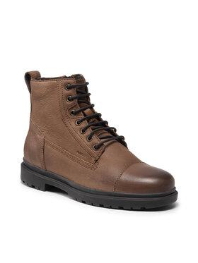 Geox Geox Μπότες U Andalo I U16DDI-00046 C6003 Καφέ