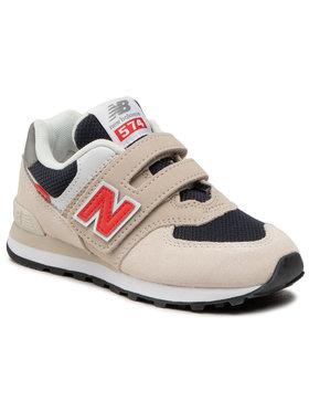 New Balance New Balance Sneakersy PV574SJ2 Béžová