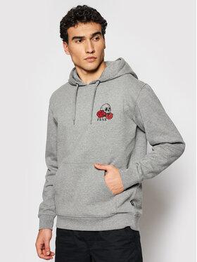 Vans Vans Sweatshirt Rose Bed VN0A54AK Grau Regular Fit