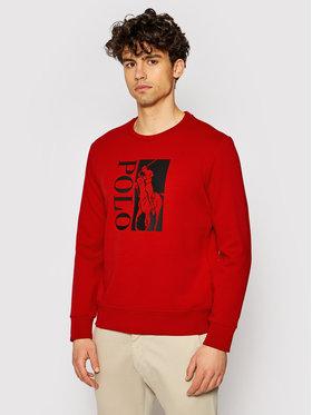Polo Ralph Lauren Polo Ralph Lauren Džemperis 710828119002 Raudona Regular Fit