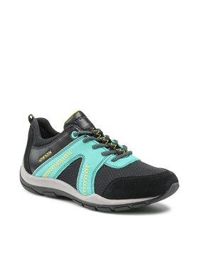 Geox Geox Sportcipő D Kander A D150LA 02214 C9999 Fekete