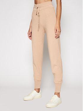 Kontatto Kontatto Pantaloni di tessuto 3M7264 Marrone Regular Fit