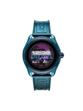 Diesel Diesel Chytré hodinky Fadelite DZT2020 Modrá