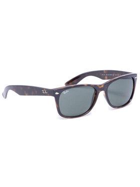 Ray-Ban Ray-Ban Okulary przeciwsłoneczne New Wayfarer 0RB2132 902 Brązowy