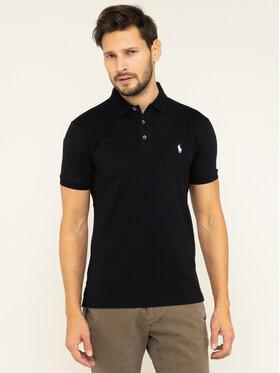 Polo Ralph Lauren Polo Ralph Lauren Polohemd 710541705 Schwarz Slim Fit