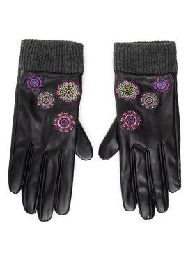 Desigual Desigual Жіночі рукавички 20WAAL02 Чорний