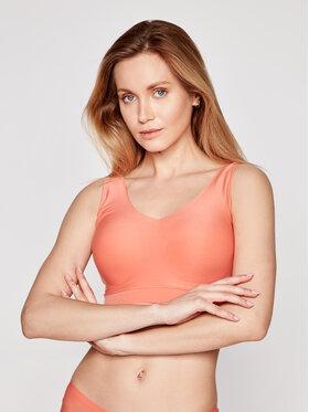 Chantelle Chantelle Biustonosz top Soft Stretch C16A10 Pomarańczowy