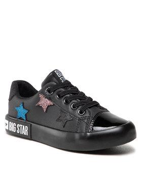 BIG STAR BIG STAR Tenisówki II374031 Czarny