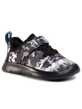 Clarks Clarks Sneakers Ath Flux T 261460207 Negru