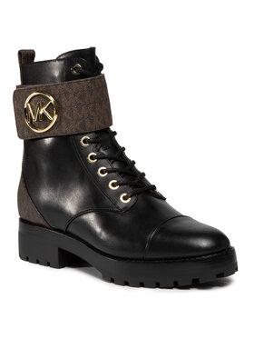 MICHAEL Michael Kors MICHAEL Michael Kors Bakancs Tatum Ankle Boot 40F0TAFB6L Fekete