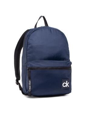 Calvin Klein Calvin Klein Plecak Campus Bp K50K506012 Granatowy