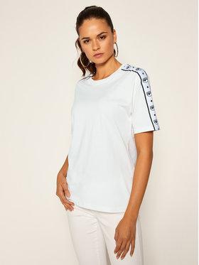 Chiara Ferragni Chiara Ferragni T-shirt 20AI-CFT107 Blanc Regular Fit
