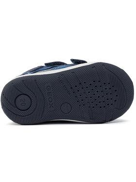 Geox Geox Sneakersy B N.Flick B. C B941LC 022AU CF44R M Tmavomodrá
