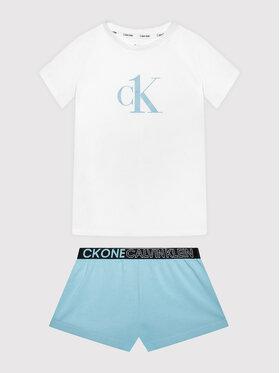 Calvin Klein Underwear Calvin Klein Underwear Piżama G80G800460 Biały